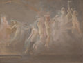 Fine Art - Painting, American:Antique  (Pre 1900), SARAH PAXTON BALL DODSON (American, 1847-1906). The MorningStars (Les Etoiles du Matin), 1887. Oil on fine linen canvas...