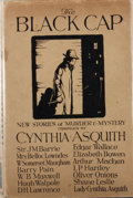 Books:Mystery & Detective Fiction, [Sir J. M. Barrie, W. Somerset Maugham, D. H. Lawrence, et al.,contributors]. [Cynthia Asquith, compiler]. The Black Ca...
