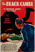 Books:Mystery & Detective Fiction, Earl Derr Biggers. The Black Camel. New York: Grosset & Dunlap, [1929]. Reprint. Octavo. 312 pages. Publisher's ...