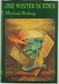 Books:Science Fiction & Fantasy, Michael Bishop. One Winter in Eden. [Sauk City]: Arkham House, [1984]. First edition, first printing. Octavo. 273 pa...