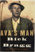 Books:Fiction, Rick Bragg. SIGNED. Ava's Man. New York: Knopf, 2001. First edition. Signed by the author on the title-page. Oct...