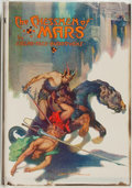 Books:Science Fiction & Fantasy, Edgar Rice Burroughs. The Chessmen of Mars. Tarzana: Burroughs, [1948]. Later edition. Octavo. 375 pages. Publisher'...