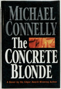 Books:Mystery & Detective Fiction, Michael Connelly. INSCRIBED. The Concrete Blonde. Boston:Little, Brown and Company, 1994. First edition. Insc...