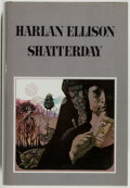 Books:Science Fiction & Fantasy, [Jerry Weist]. Harlan Ellison. INSCRIBED. Shatterday. Boston: Houghton Mifflin Company, 1980. First edition. Inscribed by ...