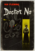 Books:Mystery & Detective Fiction, Ian Fleming. Doctor No. New York: Macmillan, 1958. FirstAmerican edition, first printing. Octavo. 256 pages. Publis...