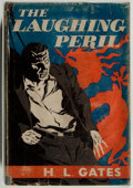 Books:Mystery & Detective Fiction, H. L. Gates. The Laughing Peril. New York: Macaulay, [1933].First edition. Octavo. 247 pages. Publisher's bindi...