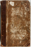 Books:Literature Pre-1900, [Graham's Magazine]. Bound 1848 Edition of Graham's MagazineWith Contributions by Edgar Allan Poe and James Fenim...
