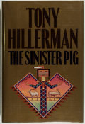 Books:Mystery & Detective Fiction, Tony Hillerman. SIGNED. The Sinister Pig. New York:HarperCollins Publishers, 2003. First edition. Signed by t...