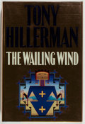 Books:Mystery & Detective Fiction, Tony Hillerman. SIGNED. The Wailing Wind. New York:HarperCollins Publishers, 2002. First edition. Signed by ...