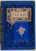 Books:Literature Pre-1900, Homer. The Iliad of Homer. Translated by Alexander Pope. NewYork: Hurst, [n.d., ca. 1900]. Octavo. 450 pages. Illus...