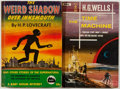 Books:Horror & Supernatural, Two Mass Market Horror/Science Fiction Novels, including. H. P. Lovecraft. The Weird Shadow Over Innsmouth. New ... (Total: 2 Items)