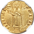 Italy, Italy: Florence. Republic gold Florin ND (1252-1422),...