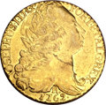 British West Indies, British West Indies: Brazil gold 6400 Reis 1762R,...