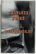 Books:Mystery & Detective Fiction, Walter Mosley. SIGNED. Fearless Jones. Boston: Little, Brownand Company, 2001. First edition. Signed by the a...