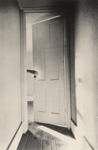 RALPH GIBSON (American, b. 1939) Untitled (From the Somnambulist), 1968 Platinum, printed later 1