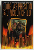 Books:Mystery & Detective Fiction, Douglas Preston and Lincoln Child. SIGNED. Dance of Death.New York: Warner Books, 2005. First printing. Signe...