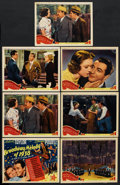 """Movie Posters:Musical, Broadway Melody of 1938 (MGM, 1937). Title Lobby Card and Lobby Cards (6) (11"""" X 14""""). Musical. ... (Total: 7 Items)"""