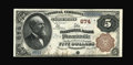 National Bank Notes:Pennsylvania, Phoenixville, PA - $5 1882 Brown Back Fr. 467 The NB ofPhoenixville Ch. # 674. ...