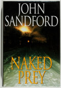 Books:Mystery & Detective Fiction, John Sandford. SIGNED. Naked Prey. New York: G. P. Putnam'sSons, 2003. First edition. Signed by the author on...