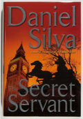 Books:Fiction, Daniel Silva. SIGNED. The Secret Servant. New York: G. P. Putnam's Sons, 2007. First edition. Signed by the au...