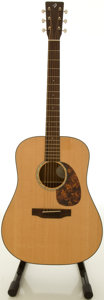 Musical Instruments:Acoustic Guitars, Recent Breelove American Series D/SSE Natural Acoustic Guitar, #0100111....