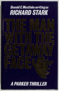 Books:Mystery & Detective Fiction, Donald E. Westlake writing as Richard Stark. SIGNED. The ManWith the Getaway Face. London and New York: Allison...