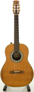 Musical Instruments:Acoustic Guitars, Circa Early 1980's Ovation 1613 Natural Classical Guitar,#196770....