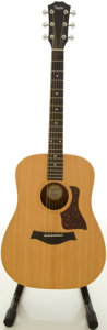 Musical Instruments:Acoustic Guitars, 2001 Taylor Big Baby 306-GB Natural Acoustic Guitar,#20010302340-2....