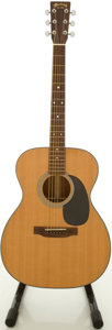 Musical Instruments:Acoustic Guitars, 2009 Martin 000-18 Natural Acoustic Guitar, #1349544....