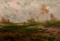 Paintings, JULIAN ONDERDONK (American, 1882-1922). Autumn Shadows. Oil on canvas. 18 x 26 inches (45.7 x 66.0 cm). Signed lower lef...
