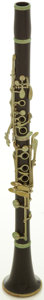 Musical Instruments:Horns & Wind Instruments, Circa Early 1950's Buffet R13 Clarinet, #36147....