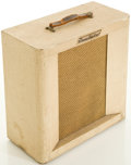 Musical Instruments:Amplifiers, PA, & Effects, Circa 1950's Danelectro Special Model 68 Tan Guitar Amplifier....