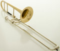 Musical Instruments:Horns & Wind Instruments, Circa 1982 Bach Stradivarius Model 39 Alto Trombone, #54099....