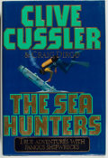 Books:Americana & American History, Clive Cussler and Craig Dirgo. SIGNED BY CUSSLER. The Sea Hunters. [New York]: Simon & Schuster, [1996]. First editi...