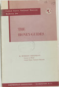 Books:Natural History Books & Prints, Herbert Friedmann. The Honey-Guides. Washington: Smithsonian Institution, 1955. United States National Museum Bu...