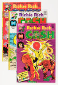 Bronze Age (1970-1979):Cartoon Character, Richie Rich Cash #1-47 File Copy Group (Harvey, 1974-82) Condition: Average NM-.... (Total: 141 Comic Books)