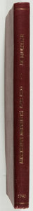 Books:Reference & Bibliography, Douglas C. McMurtrie. A Bibliography of Mississippi Imprints1798-1830. Beauvoir Community [Mississippi]: The Bo...