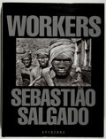 Books:Photography, [Photography]. SIGNED. Sebastiao Salgado. Workers. [New York]: Aperture, [1993]. First edition. Inscribed to T...