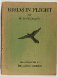 Books:Natural History Books & Prints, W. P. Pycraft. Birds in Flight. London: Gay & Hancock Limited, 1922. First edition. Quarto. 133 pages. Illustrat...