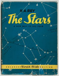 Books:Children's Books, H. A. Rey. The Stars. A New Way to See Them. Boston:Houghton Mifflin, [1967]. Enlarged World-Wide (later) editi...