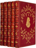 Books:Literature 1900-up, Charles Dickens. First Edition Set of His Five Christmas Books,including: A Christmas Carol. In Prose. Bein... (Total: 5Items)