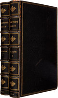 Books:Literature 1900-up, Harriet Beecher Stowe. Uncle Tom's Cabin; or, Life Among theLowly. Boston: John P. Jewett & Company, 1852. Firs...(Total: 2 Items)