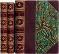 """Books:Literature Pre-1900, Charles Dickens. Sketches by """"Boz,"""" Illustrative of Every-DayLife, and Every-Day People. In Two Volumes. Illust... (Total: 3Items)"""