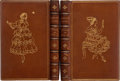Books:Literature Pre-1900, Charles Dickens. American Notes for General Circulation. InTwo Volumes. London: Chapman and Hall, 1842. First e... (Total: 2Items)