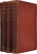 Books:Literature Pre-1900, George Eliot. Felix Holt. Edinburgh and London: WilliamBlackwood and Sons, 1866. First edition.... (Total: 3 Items)