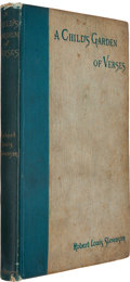 Books:Children's Books, Robert Louis Stevenson. A Child's Garden of Verses. NewYork: Scribner's, 1895. Later edition. Profusely extra...