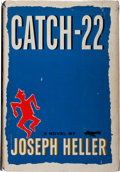 Books:Literature 1900-up, Joseph Heller. Catch-22. New York: Simon and Schuster, 1961.First edition, first printing....