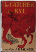 Books:Literature 1900-up, J. D. Salinger. The Catcher in the Rye. Boston: Little,Brown and Company, 1951. First edition stated. Original firs...