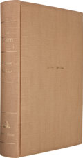 Books:Literature 1900-up, William Faulkner. The Town. New York: Random House, [1957].First edition, number 224 of 450 copies signed by Faul...