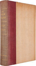 Books:Literature 1900-up, William Faulkner. The Wild Palms. NY: Random House, [1939].First edition, one of 250 copies signed....